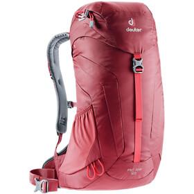 Deuter AC Lite 18 Plecak, cranberry